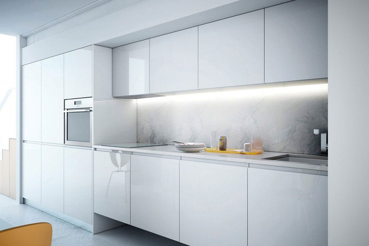 Muebles de cocina a medida en madrid graden for Muebles de cocina espana