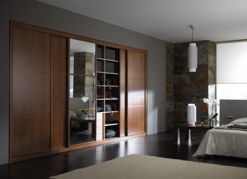 armario con puerta corredera