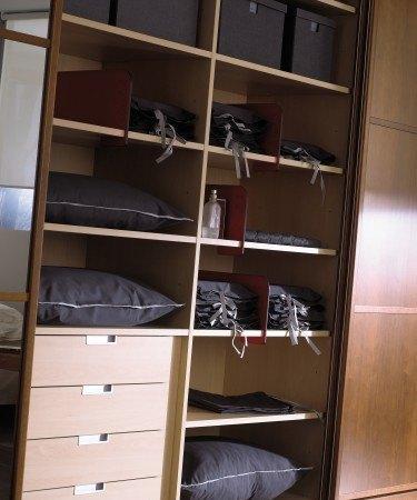 interior armario a medida madrid