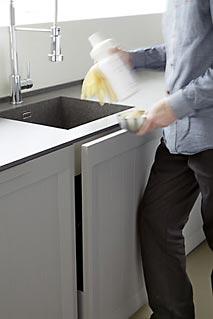 apertura electronica muebles de cocina