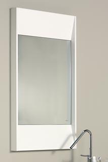 espejo ingletado con marco