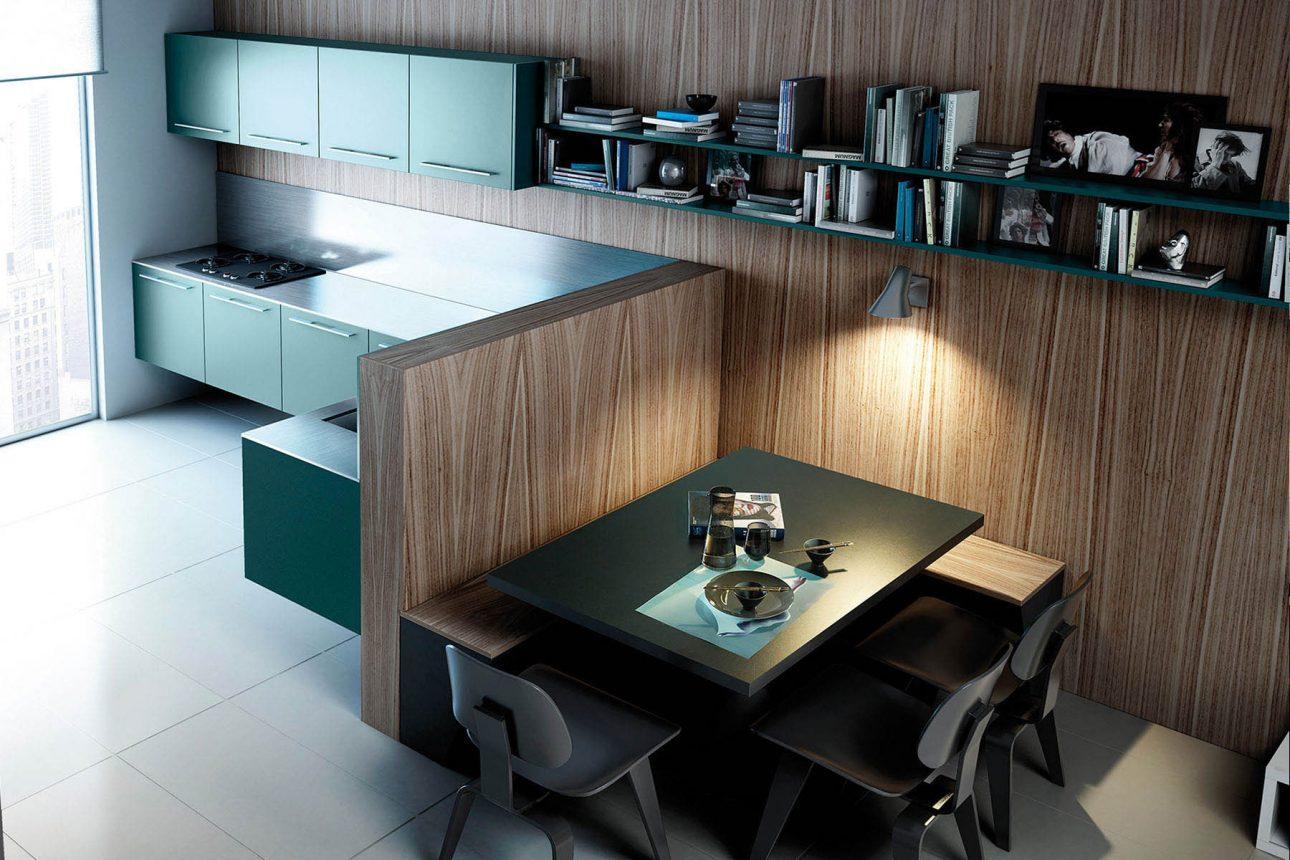 diseno de cocinas modernas