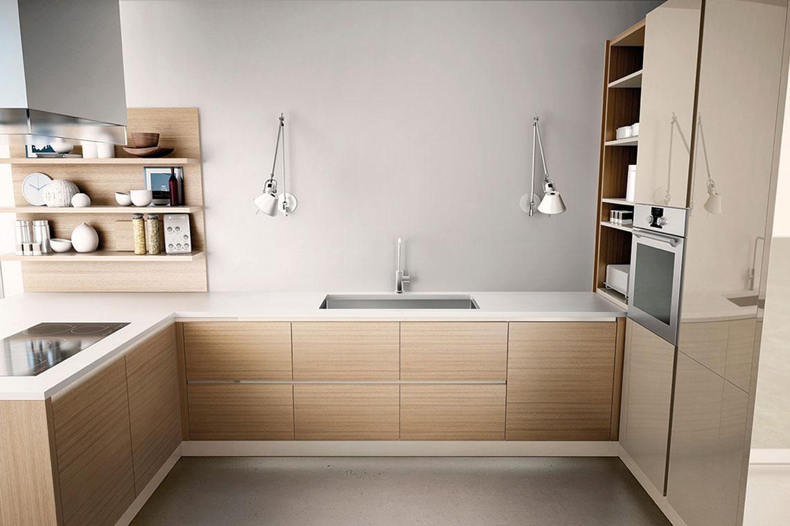 cocina moderna aqua