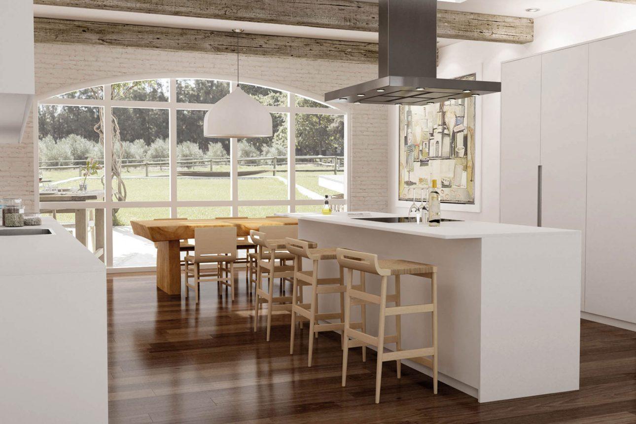 muebles de cocina en madrid capital