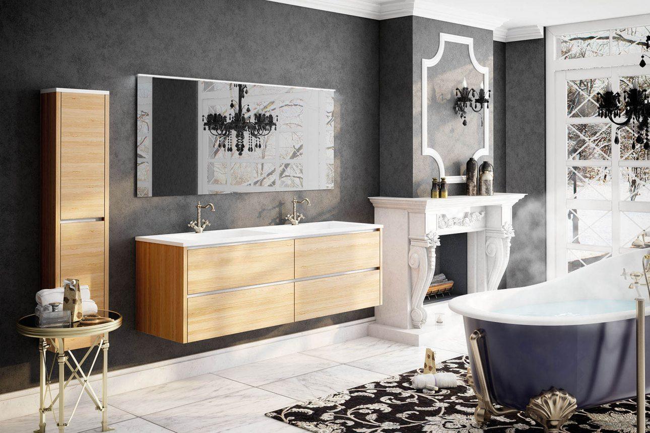 diseno de muebles de bano clasicos y contemporaneos