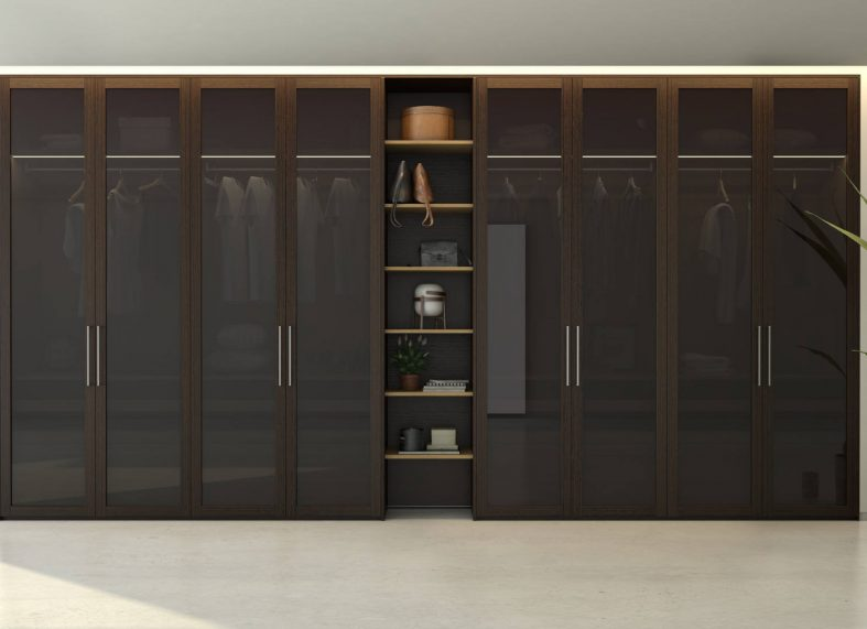 Modelo 4 cerrado armario