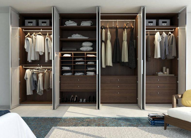 armario abierto graden