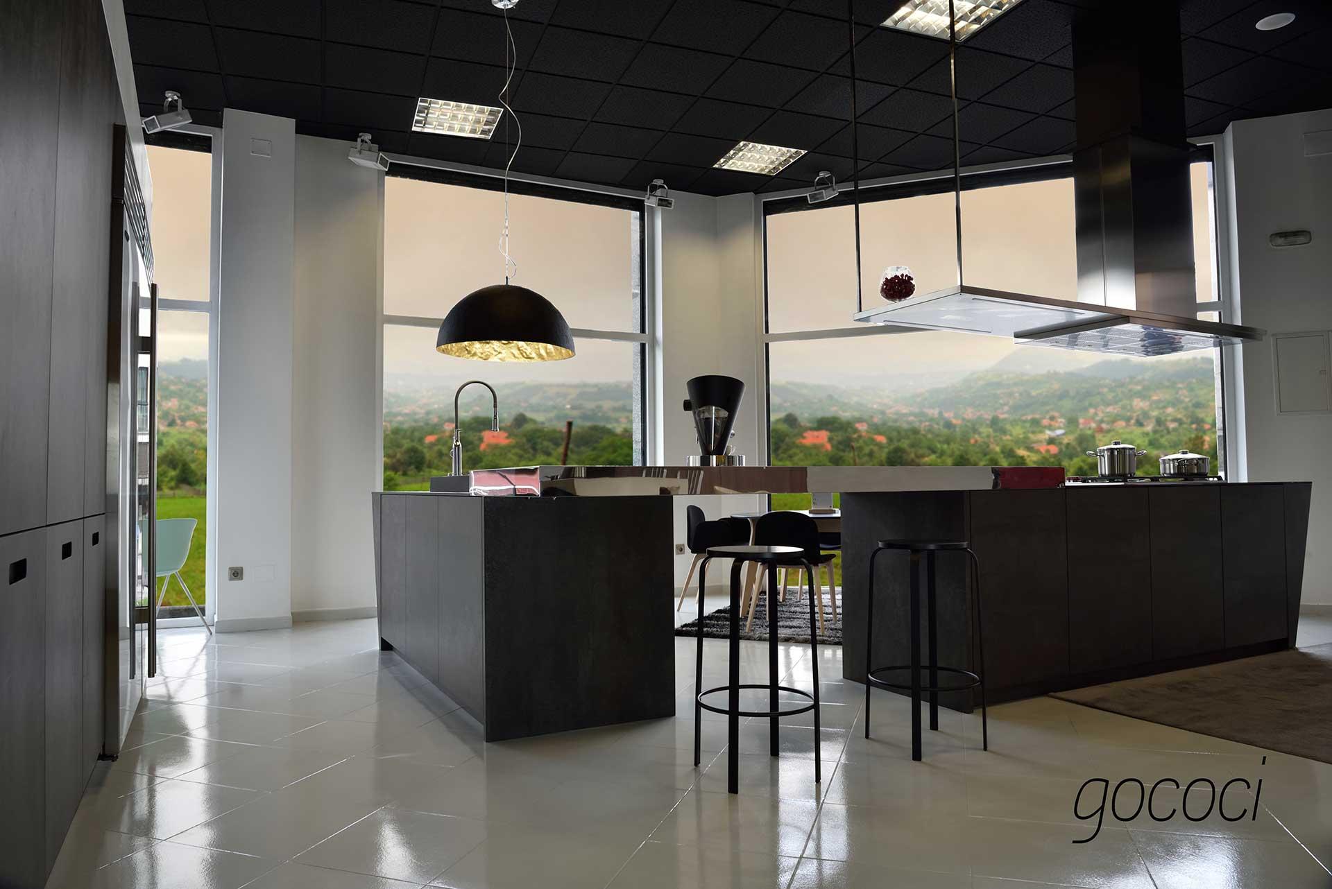 mobilliario de cocina gococi