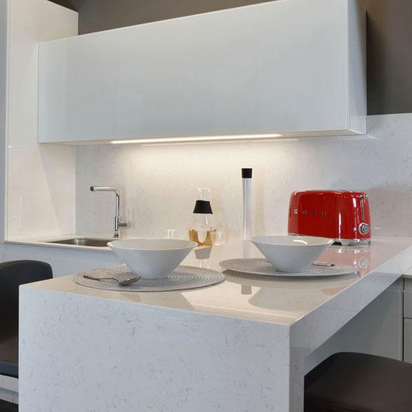 muebles de cocina iluminados