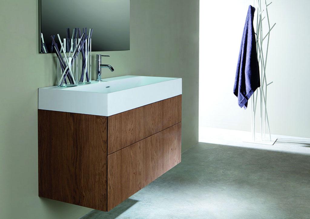 baños de diseño Mapini Aleph