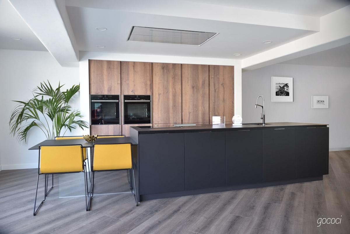 cocinas de diseño contemporaneo gococi