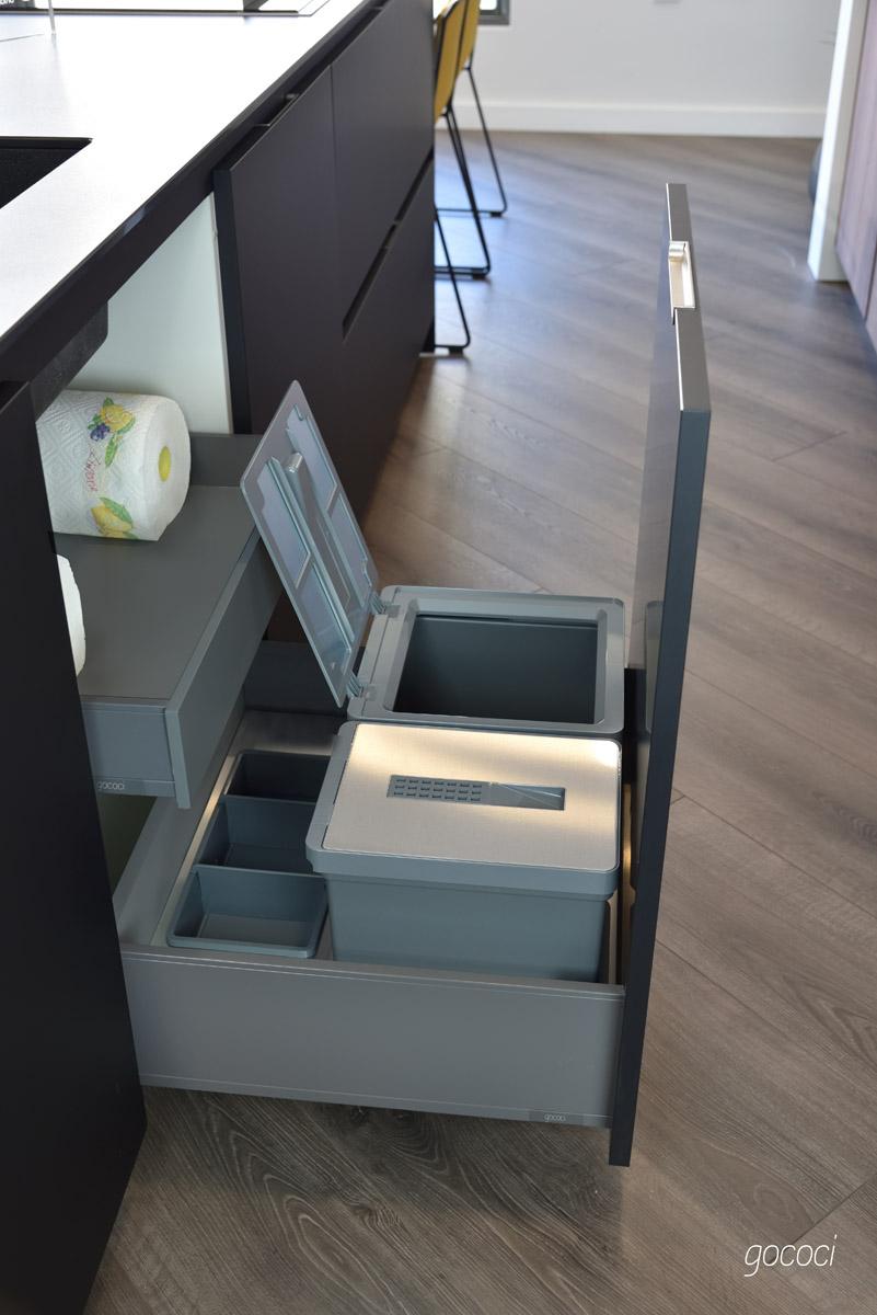 diseño de muebles de cocina contemporanea