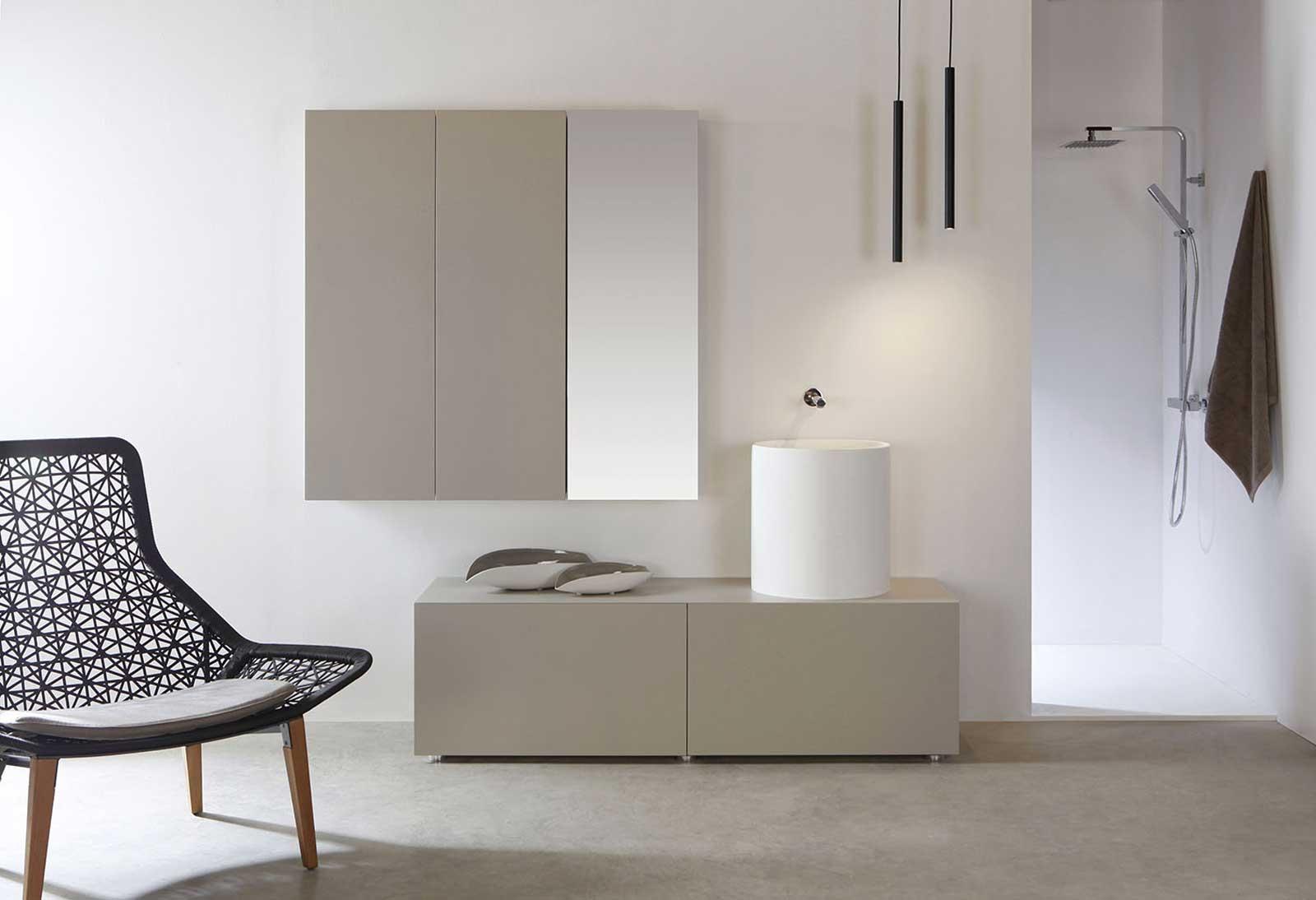 muebles de banos modernos