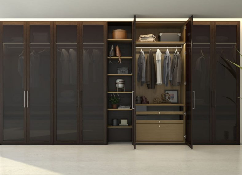 vestidor armario a medida